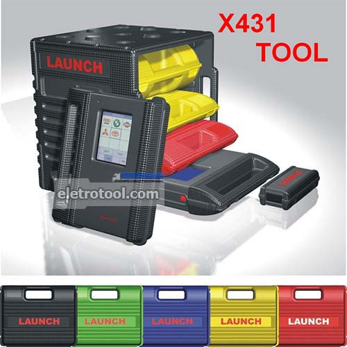 X 431 tool color infinite