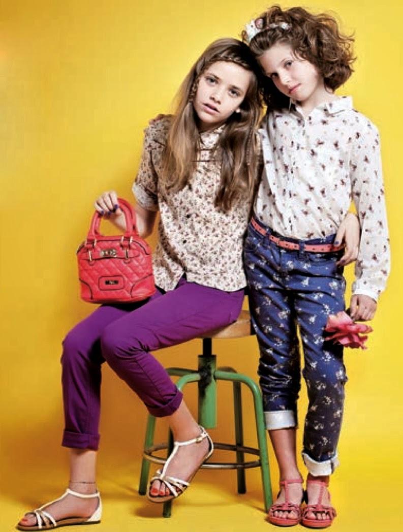 Colección Xti Kids Primavera Verano 2014