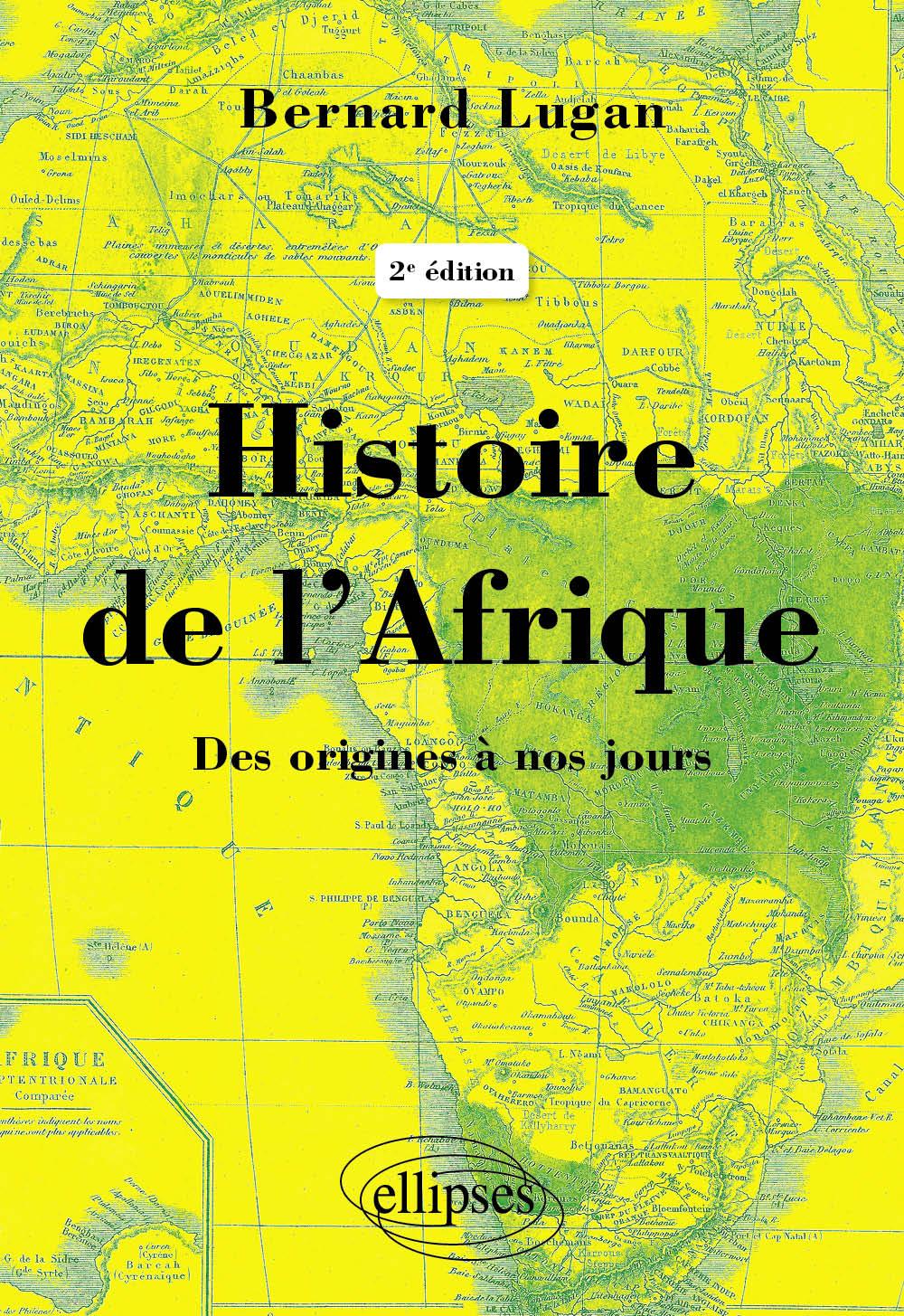Histoire de l'Afrique (édition actualisée)