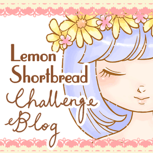 Lemon Shortbread Challenge