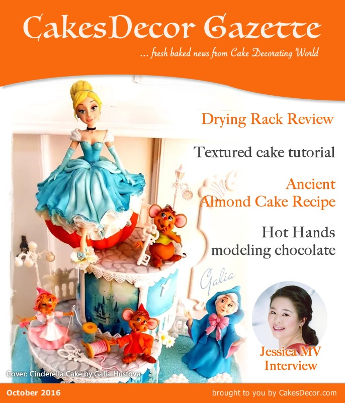 Cakes Decor Gazette