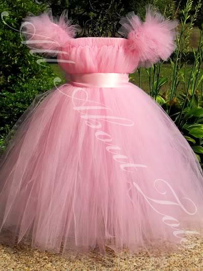 Пышная платье из фатина своими руками
