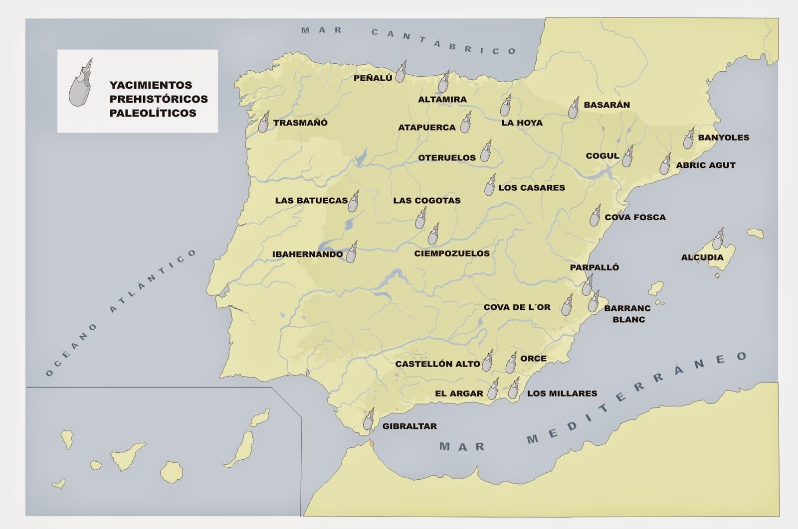 Profesor de Historia Geografa y Arte Mapas histricos