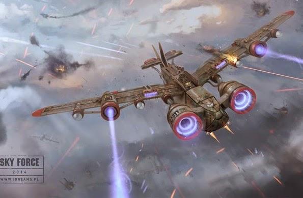 Skyforce 2014 victory