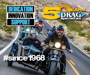 Please welcome Drag Specialties