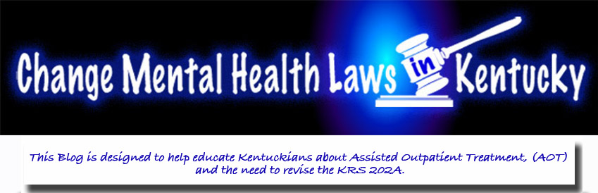 change mental heatlh laws in Kentucky