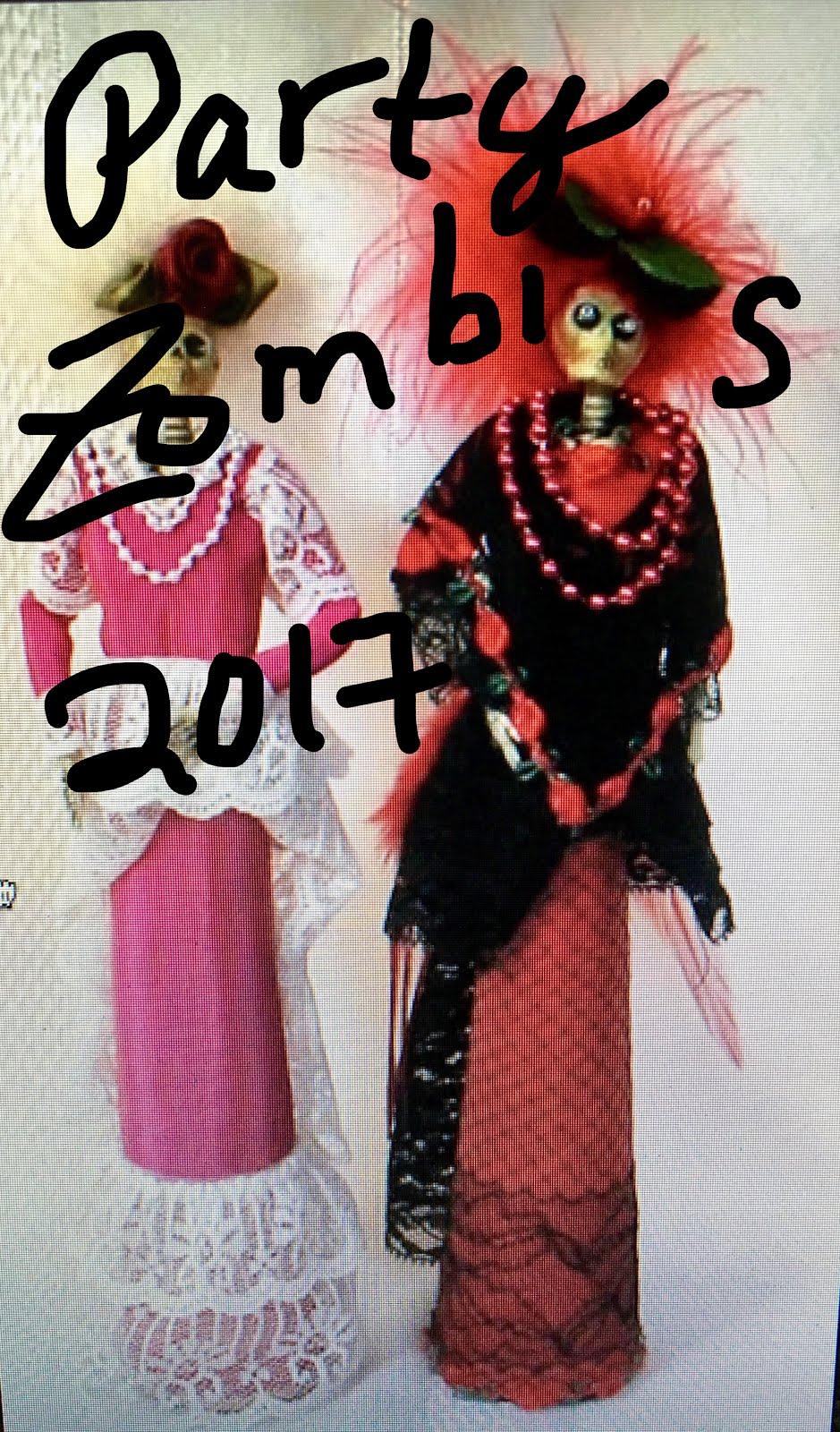 Party Zombie Swap