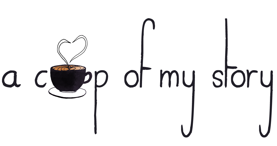a cup of my story
