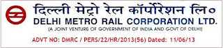 DMRC Admit Card 2014 - 2015 Download