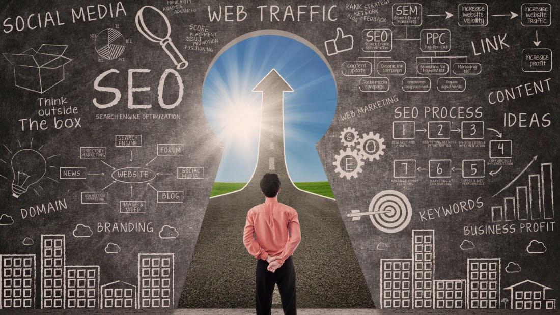 5 Kunci meningkatkan pencarian google.