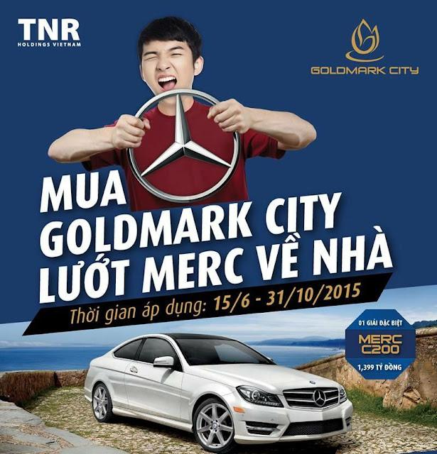 Quà tặng Goldmark City