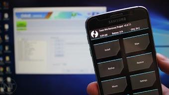 Como instalar o Android 5.1.1 TWRP On Samsung Galaxy S6 e S6 Edge