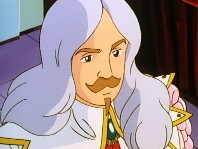 Prevalentemente anime e manga d artagnan i moschettieri
