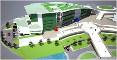 university of san carlos talamban library plan, biggest library, largest library, philippines, floor plan