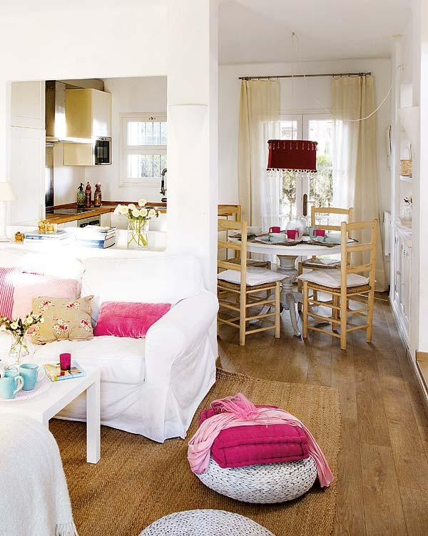 decoracao de interiores sobrados pequenos: – Roupas de Cama em Malha Soft: Um sobrado pequeno e aconchegante