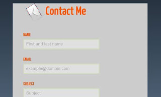HTML5/CSS3 Contact Form Tutorial