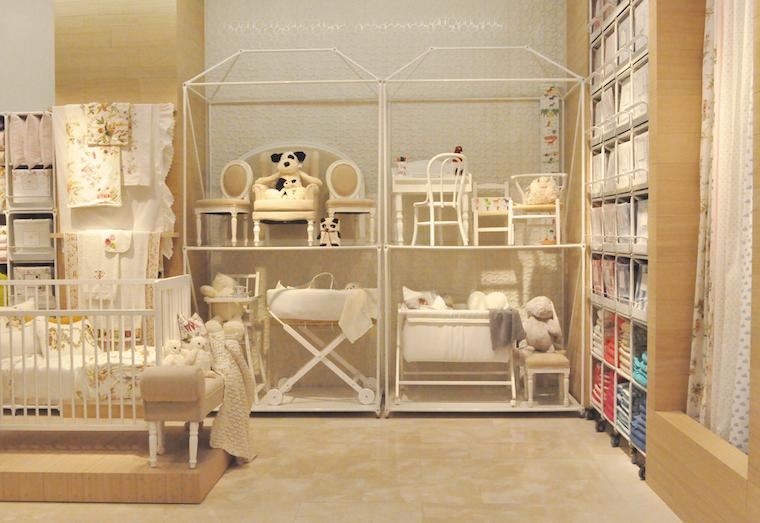 Bcn guide zara home flagship store tr nsito inicial - Zara home kids madrid ...