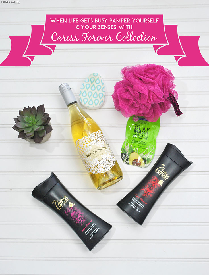 When Life Gets Busy Pamper Yourself & Your Senses with Caress Forever Collection #CaressForever #12HrTouchTechnology