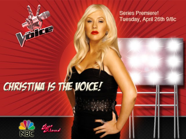 the voice christina aguilera june 7. Christina Aguilera The Voice