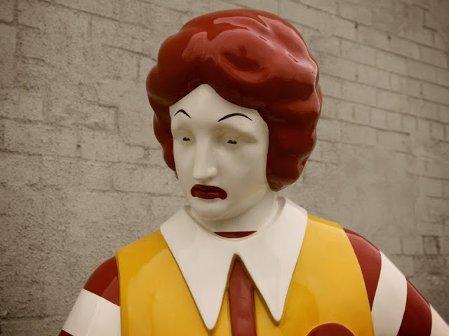 """""""All City - McDonalds"""" New Installation By Banksy For Better Out Than In - Day 16 2"""