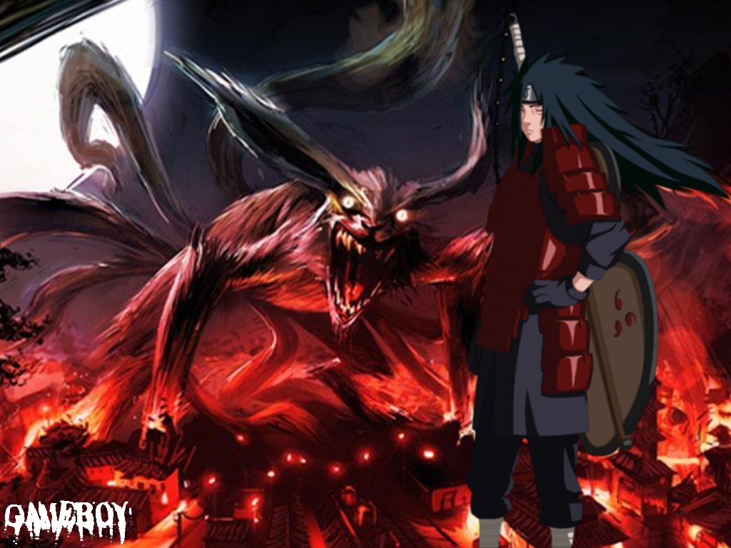 Naruto Madara Uchiha