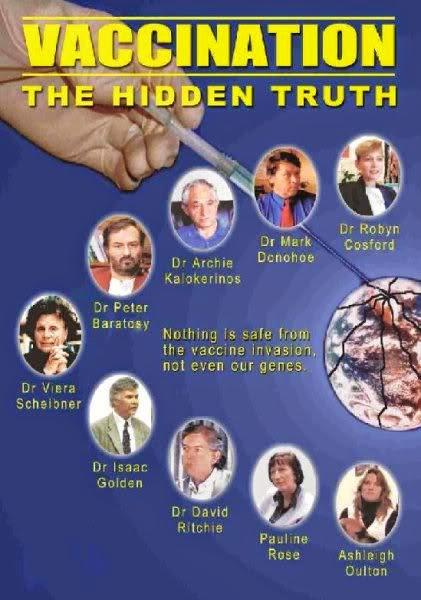 Ваксините - Скритата истина / Vaccination - The Hidden Truth (1998)