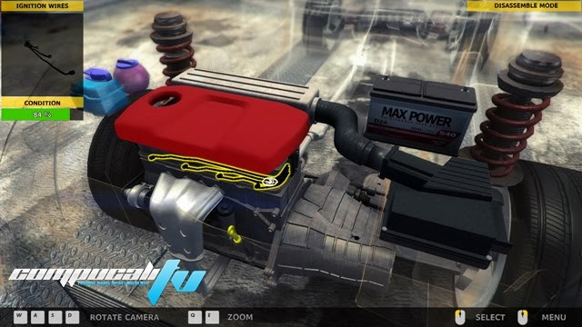 Car Mechanic Simulator PC Full