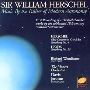 FRIDAY MUSIC: William Herschel, by JD
