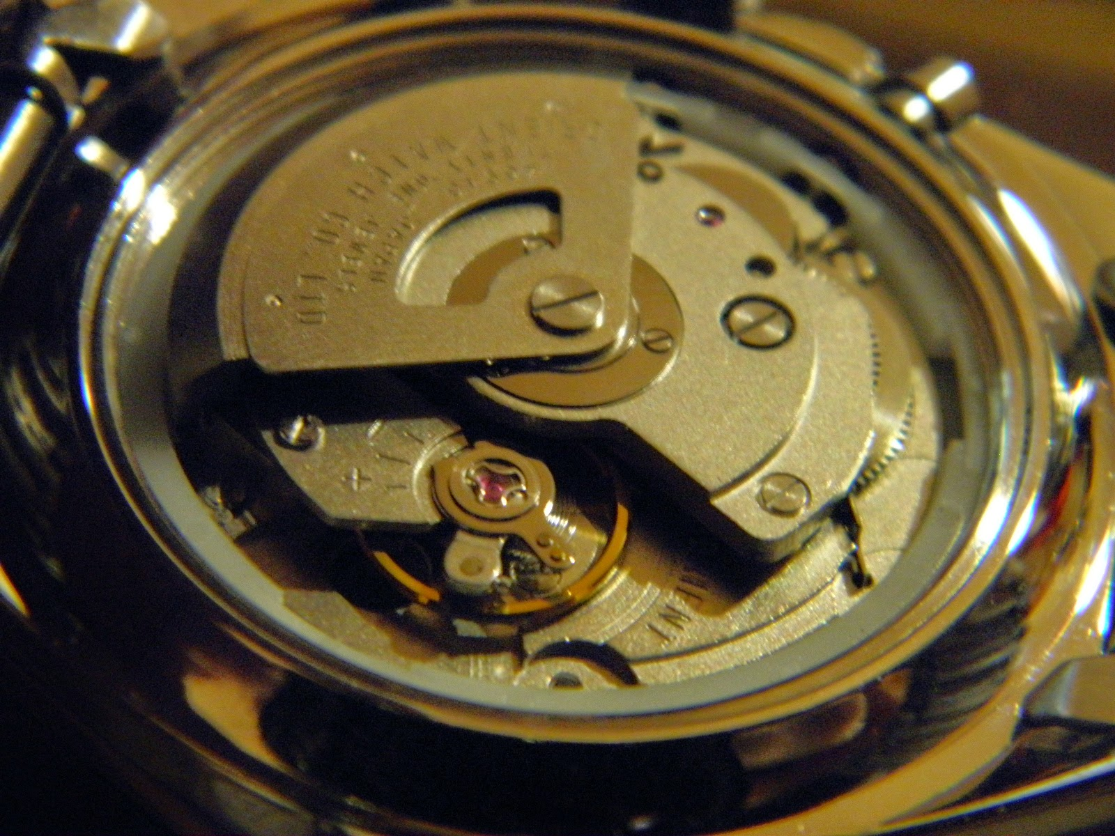 Kiosku Sold Orient Sk Crystal Rolex Gmt Kombinasi Swiss Mesin 2838 2