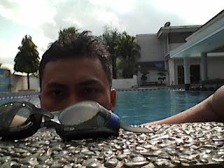 kolam renang villa tamara samarinda