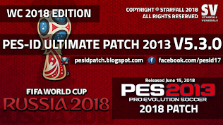 PES-ID World Cup 2018 Edition