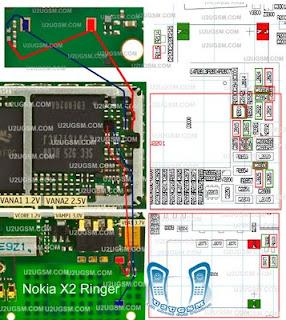 Nokia X2 Ringer Problem