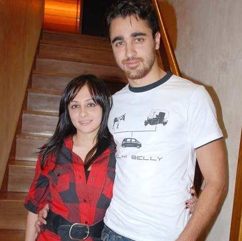 Imran Abbas And His Wife http://hotsactressbollywood.blogspot.com/2011_02_01_archive.html
