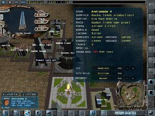Imperium Galactica 2 Android Game ,