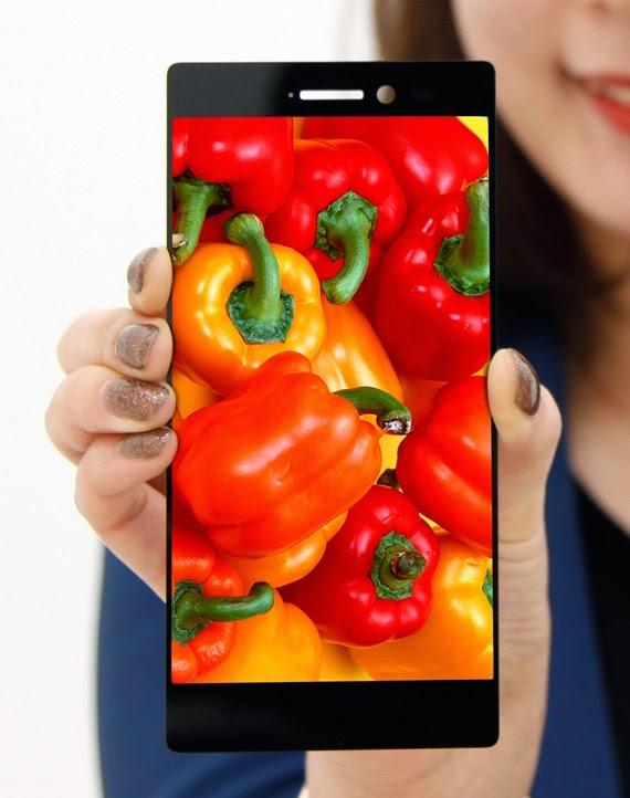 LG Display, Κατασκεύασε οθόνη 5.3″ Full HD με ελάχιστα bezel