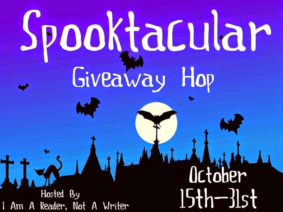 Click Here to Enter the Spooktacular Blog Hop!
