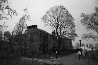 Le Smallpox Hospital, New York