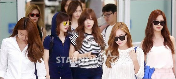 airport pictures snsd