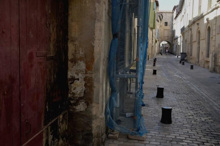 Rue de la République - Beaucaire