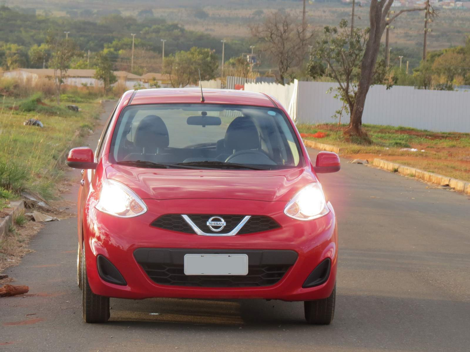 Nissan March 2016 Automático