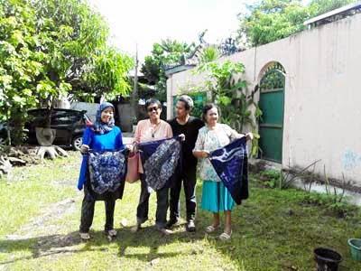 pelatihan Batik Kilat