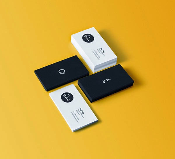 45 Most Creative and Best Business Card Designs - Jayce-o-Yesta