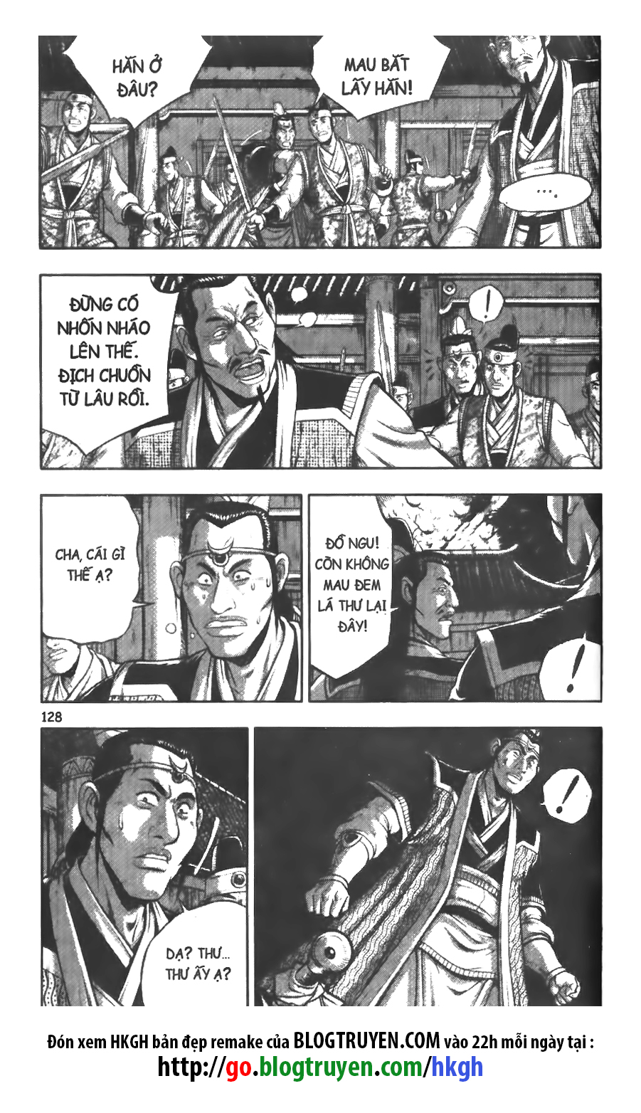 Hiệp Khách Giang Hồ chap 337 page 19 - IZTruyenTranh.com