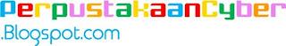 logo perpustakaan cyber
