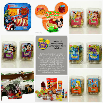 Disney Consumer Products Triples Sales of Disney-Branded Fruits and Vegetables and Showcases New Produce Selection at PMA Fresh Summit Convention & Expo
