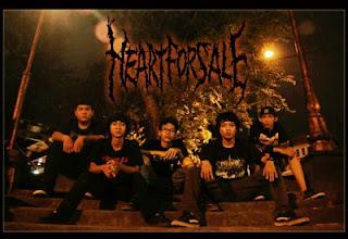 Heart For Sale Band Death Metal Semarang
