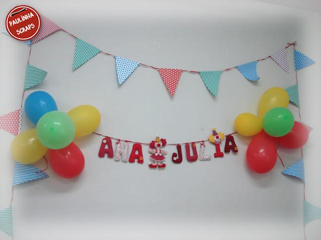 Festa da Julinha - Fotos - Circo 12