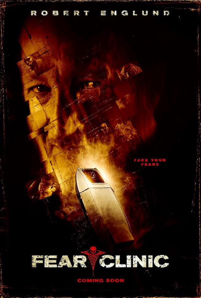 Fear Clinic (2014) HDRip tainies online oipeirates
