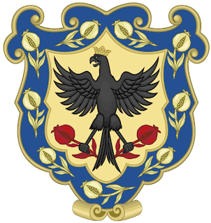 Aigle frugivore  Virreinato_Nueva-Granada