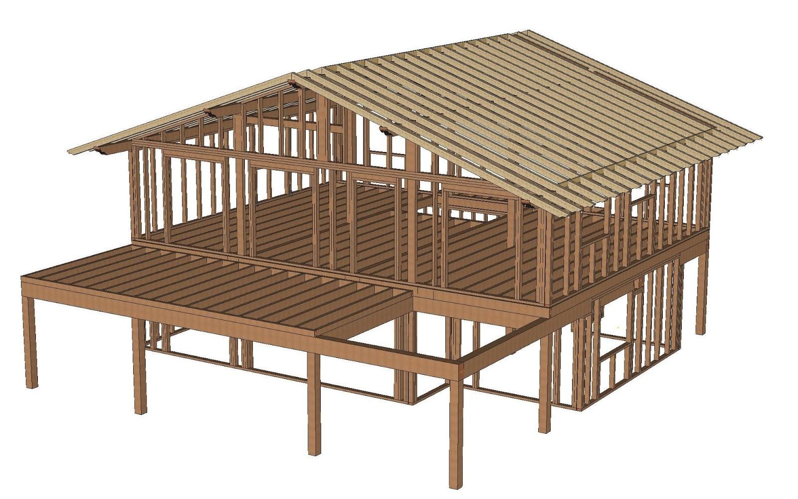 Hogar de madera - Casas entramado ligero ...